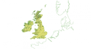 UK and Ireland GaugeMap