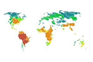 Global Diversity Patterns in Freshwater Systems