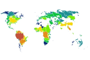 Global Freshwater Fish Species Richness